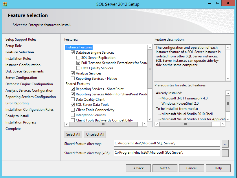 Step by step Installation of SharePoint 2013 on Windows