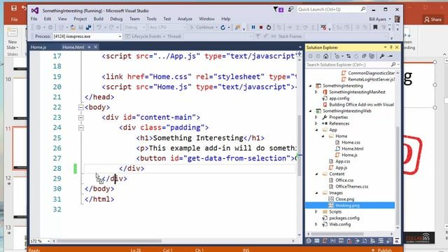 Building Office Add-ins with Visual Studio - Collab365 Community
