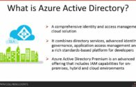 Directory Synchronization in Office 365