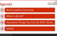 Enhance the Usability of Your SharePoint Site with JSLink