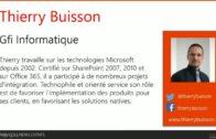 [FRENCH] Créer des applications métier avec Sharepoint, oui ! Mais comment faire ?…