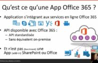 [FRENCH] Développer vos Apps pour Office 365