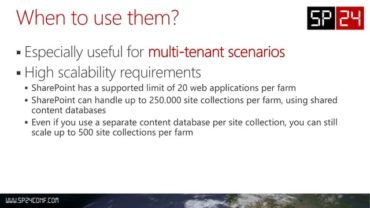 Host-Named Site Collections in SharePoint 2013