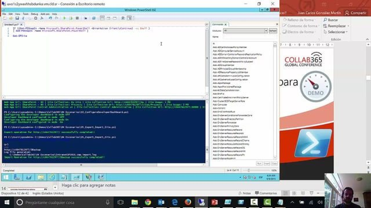 How to do everything in SharePoint with PowerShell