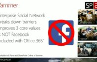 """""""If you build it, they will come"""" Will they? Building a Successful Yammer Network"""