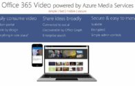 Office 365 Video, learn it – love it – use it