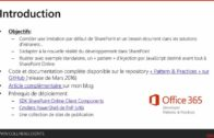 Personnalisations graphiques dans SP Online: un exemple de menu de navigation par taxonomie utilisant CSOM et Office UI Fabric