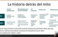 SharePoint 2016: la historia detrás del mito