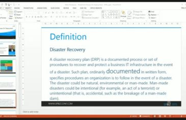 Mike Maadarani Author At Collab Community - Sharepoint disaster recovery plan template