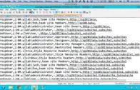 SharePoint PowerShell Time Machine