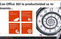 [SPANISH] New user experiences and new ways of work with Office 365: Productivity is taken to the next level
