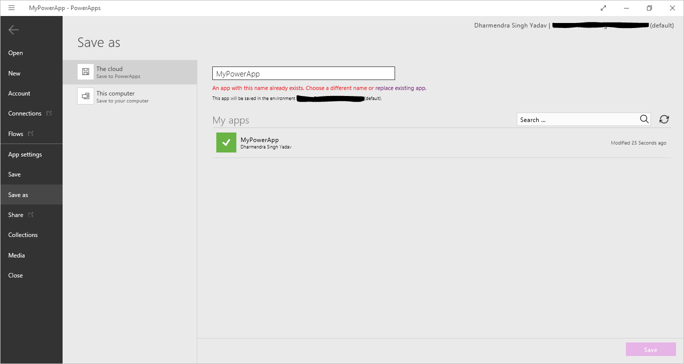 PowerApps Tutorial: How to build your first PowerApp