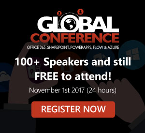 Register for Collab365 Global Conference