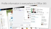 Increase your users productivity through Office 365 User Profiles