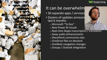 How to leverage Office 365 without chaos