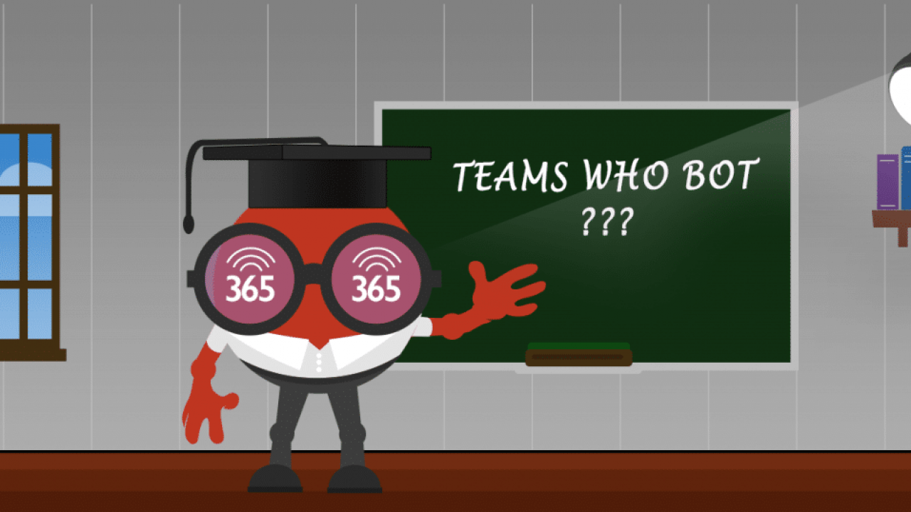 Microsoft Teams Who Bot demystified - Collab365 Community