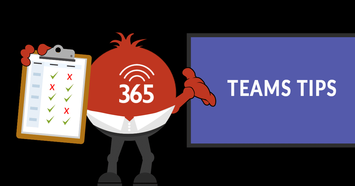 19 Microsoft Teams Tips that will help and save you time - Collab365