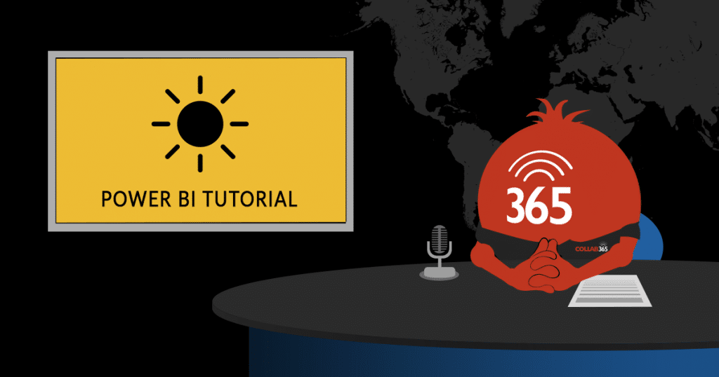 How to create a Power BI Weather Report (Part 1) : Weather