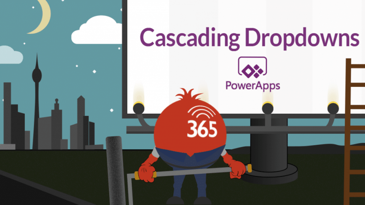 How to implement a cascading dropdown on a list with