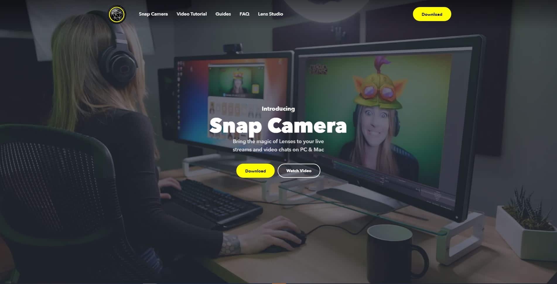 Download Snap Camera