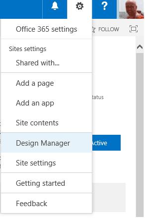 Design Manager