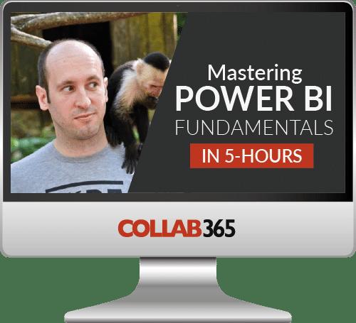 Mastering Power BI Fundamentals