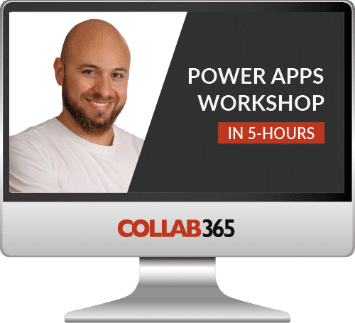 Powerapps Beginners Workshop