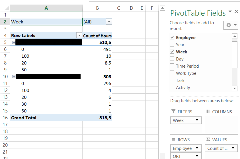 easy timesheets and reporting solution in sharepoint collab365