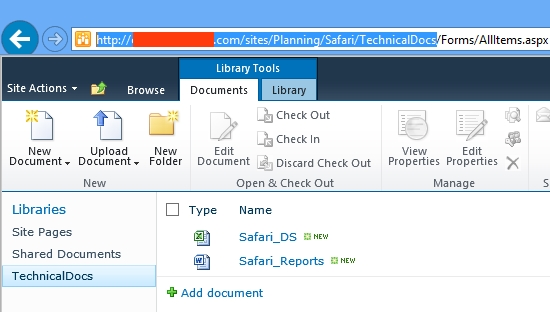 Map a SharePoint Document Library as a network drive - Collab365